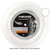 ヘッド(HEAD) リップコントロール(RIP CONTROL) ホワイト 1.25mm/1.30mm 200mロール ナイロンストリングス