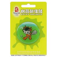 ★ 新品アウトレット ★北京オリンピック限定(Beijing Olympic) インイン・テニス マグネット