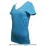 セール品 ナイキ(Nike) プロ ショートスリーブトップ シャツ ブルーラグーンの画像2