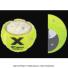 トレトン(Tretorn) マイクロエックス micro X ノンプレッシャー テニスボール 12個セット イエロー×イエローの画像5