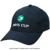 Davisカップ オフィシャル パフォーマンスキャップ ネイビーブルー