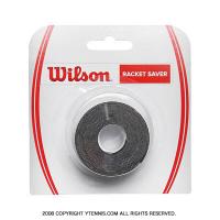 ウイルソン(Wilson) ラケットセーバー 大容量2.4m ブラック ガードテープ テニスラケット保護テープ
