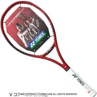 ヨネックス(Yonex) 2018年モデル Vコア 100 フレイムレッド 16x19 (280g) VC100LRG280 (VCORE 100 LITE FLAME) テニスラケット