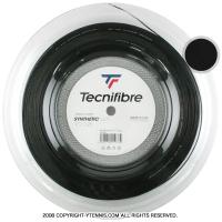 【新パッケージ】テクニファイバー(Tecnifiber) シンセティックガット (Synthetic Gut) 1.35mm/1.30mm/1.25mm 200mロール ナイロンストリングス ブラック