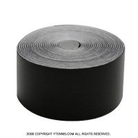 ノーブランド テニスラケット ガードテープ ブラック テニスラケット保護軽量テープ