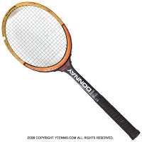 ヴィンテージラケット ドネー(DONNAY) オールウッド ALLWOOD 木製 テニスラケット