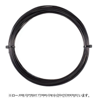 【12mカット品】テクニファイバー(Tecnifiber) デュラミックス HD (DURAMIX HD) 1.25mm/1.30mm ブラック テニスガット ノンパッケージ