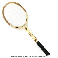 ヴィンテージラケット ウイルソン(WILSON) ジャック・クレーマー valiantテニスラケット 木製 ウッドラケット