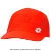 セール品 ロット(LOTTO) レディース Nixia キャップ オレンジ/ホワイト
