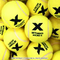 トレトン(Tretorn) マイクロエックス micro X ノンプレッシャー テニスボール 36個セット イエロー×イエロー
