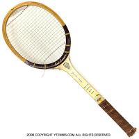 ヴィンテージラケット ダンロップ(DUNLOP) ロッド・レーバー グランドスラム ウィナー Rod Laver GLANDSLAM WINNER 木製 テニスラケット