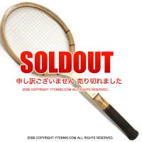 ウイルソン(WILSON) ヴィンテージラケット ジャック・クレーマー オートグラフ テニスラケット 木製 ウッドラケット