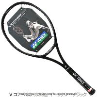 ヨネックス(Yonex) 2019年モデル Vコア 100 ギャラクシーブラック 16x19 (300g) VCORE 100 GALAXY BLACK テニスラケット