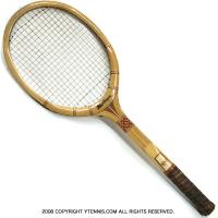 ヴィンテージラケット mac Gregor テニスラケット 木製 ウッドラケット