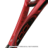 ヨネックス(Yonex) 2018年モデル Vコア 100 フレイムレッド 16x19 (300g) VC100RG300 (VCORE 100 FLAME) テニスラケットの画像3