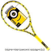 ウイルソン(Wilson) 2021年モデル ウルトラ 100 ミニオン (300g) V3.0 16x19 (ULTRA 100 Minion V3.0) WR064811U テニスラケット