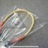 お買い得30枚セット テニスラケット、ガット プロテクト専用ポリエチレンバッグの画像2