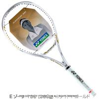 【大坂なおみ記念モデル】ヨネックス(YONEX) 2020年モデル Eゾーン 100 (300g) ホワイト/ゴールド 16x19 (EZONE 100 LTD WHITE GOLD)テニスラケット