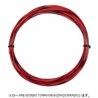 【12mカット品】バボラ(BabolaT) SYNガット(SYN Gut) レッド 1.25mm/1.30mm/1.35mm ナイロンストリングス ノンパッケージ