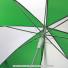 メルセデスカップ(Mercedes Cup)オフィシャル商品 パラソル グリーン/ホワイト 傘 国内未発売の画像2