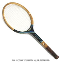 ウイルソン(WILSON) ヴィンテージラケット クリス・エバート チャンピオン テニスラケット 木製 ウッドラケット