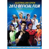 ★ 新品アウトレット ★オーストラリアン オープン2012 オフィシャルフィルム DVD