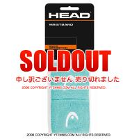 ヘッド(Head) 2.5インチ リストバンド オパール/ホワイト