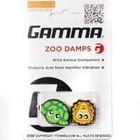ガンマ(Gamma) ストリング・シングス・ズー バイブレーション ダンプナー ライオン/タートル