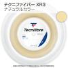 テクニファイバー(Tecnifiber) XR3 ナチュラルカラー 1.30mm/1.25mm 200mロール ナイロンストリングス
