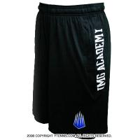 IMGアカデミー(ニック・ボロテリー テニスアカデミー)IMG メンズ トレーニングショートパンツ ブラック