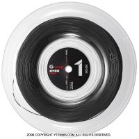 ゴーセン(GOSEN) Gツアー1(G-TOUR 1) ブラック 1.25mm/1.30mm 200mロール