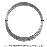 【12mカット品】ヘッド(HEAD) ホーク(HAWK) グレー 1.25mm/1.30mm テニス ガット ノンパッケージ