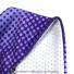 セール品 アディダス(adidas) スタジオ ヘアバンド トライブブルー/スライムの画像2