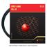 セール品【12mカット品】キルシュバウム(Kirschbaum) プロラインNO.II(ProLine2) 1.30mm/1.25mm/1.20mm/1.15mm ポリエステルストリングス ブラック テニス ガット ノンパッケージの画像1