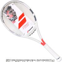 バボラ(Babolat) 2017年 ピュアストライク 16x19 (305g) 101282 (Pure Strike) テニスラケット