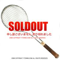 ヴィンテージラケット ウイルソン(WILSON) T-2000 ジミー・コナーズ愛用モデル テニスラケット