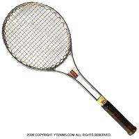 ウイルソン(WILSON) ヴィンテージラケット T-3000 テニスラケット スチールラケット