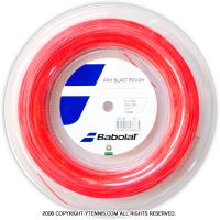 【在庫処分特価】【新品アウトレット 1.35mmのみ】バボラ(Babolat) RPMラフ / RPMブラストラフ (RPM ROUGH / RPM Blast ROUGH) フルオレッド 1.35mm 200mロール ポリエステルストリングス