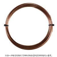 【12mカット品】ルキシロン(LUXILON) エレメント ラフ(ELEMENT ROUGH) 1.30mm ポリエステルストリングス ブロンズ テニス ガット ノンパッケージ