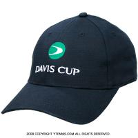 セール品 Davisカップ オフィシャル パフォーマンスキャップ ネイビーブルー