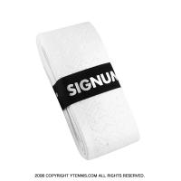 シグナムプロ(SIGNUM PRO) レースグリップ(RACE GRIP) ホワイト ノンパッケージ 1個 0.60mm オーバーグリップテープ