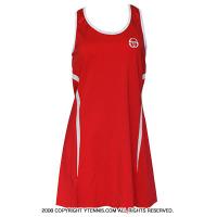 セルジオ・タッキーニ(Sergio Tacchini)EVA dress テニスドレス 国内未発売モデル