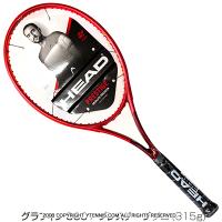 ヘッド(Head) 2020年モデル グラフィン360+ プレステージプロ 16x19 (315g) 234400 (Graphene 360+ Prestige Pro) テニスラケット