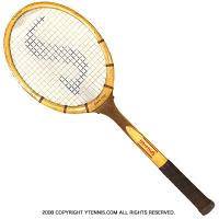 ヴィンテージラケット スポルディング(SPALDING) デビスカップ DAVIS CUP 木製 テニスラケット