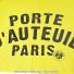セール品 フレンチオープンテニス ローランギャロス ポルテドトゥイユ 折りたたみパラソル イエロー 傘 全仏オープン 携帯用の画像4