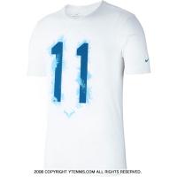 セール品 ナイキ(Nike) 2018年 ラファエル・ナダル 全仏フレンチオープン優勝11勝記念限定 Tシャツ
