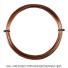 【12mカット品】ルキシロン(LUXILON) エレメント(ELEMENT) 1.25mm ポリエステルストリングス ブロンズ テニス ガット ノンパッケージの画像1