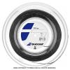 バボラ(Babolat) RPM チーム(RPM TEAM) ブラック 1.25mm/1.30mm 200mロール ポリエステルストリングス