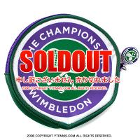 セール品 Wimbledon(ウィンブルドン)全英オープンテニス 小銭入れ財布 オフィシャル記念グッズ