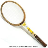 ヴィンテージラケット ウイルソン(WILSON) クリス・エバート テニスラケット 木製 ウッドラケット